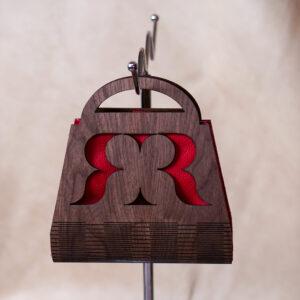 Agni's RR logós női kézi táska