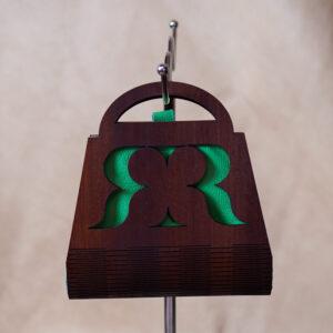 AGNI'S Kistáska egyedi logóval